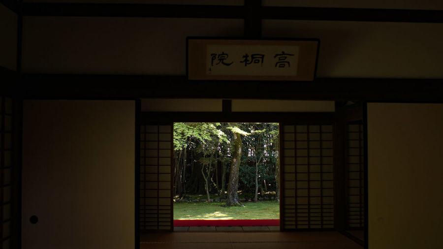 Nex5 Architecture Building Exterior Built Structure Day Takumar 28mm F3.5 Green Color Garden Garden Photography Buddhist Buddhist Temple Window The Secret Spaces