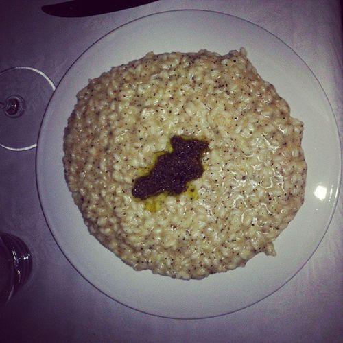 Va a voi per esempio... Questo risotto al tartufo non vi fa invidia? :D