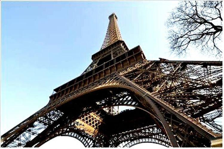 Eiffel Tower Travel Architecture Built Structure Sky Tower Tree Day No People Outdoors