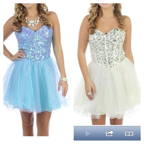 Winter formal choices. Which one ?
