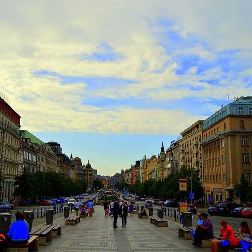 Prague Summer People