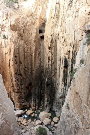 Alfonso XIII Architecture Built Structure Caminito Del Rey History Mountains Nature Photography Nature_collection Outdoors Panoramic Photography Pantano Pasarelas Pasarelas Colgantes