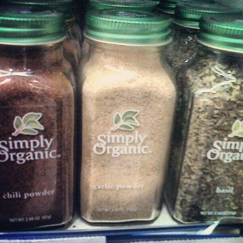 Spices Simplyorganic Shopwise