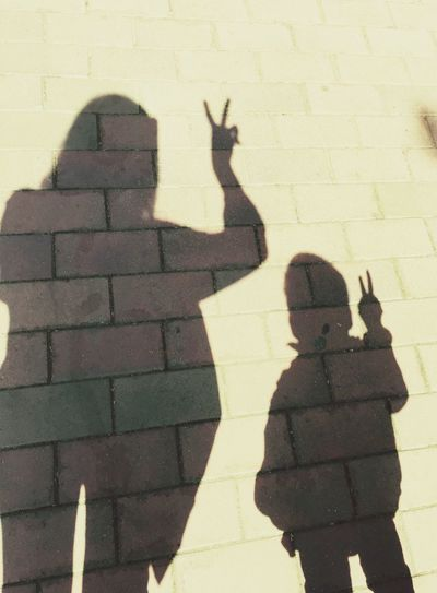 Shadow My Son And I