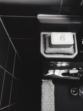 -Mr. G- Light Light And Shadow Blackandwhite Looking Down Bathroom Black And White Rule Of Thirds