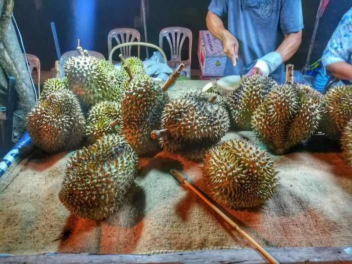 Durian Durian Thai Fruite Delicious Local Fruits Night Market Huaweiphotography Huawei Collection EyeEm Gallery Eyeemthailand