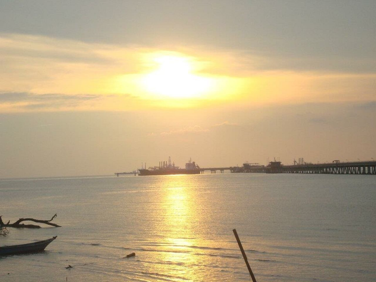 sunset, water, transportation, mode of transport, nautical vessel, nature, sun, sea, sky, sunlight, beauty in nature, outdoors, no people, scenics, horizon over water, day