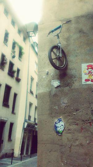 L.'art est partout dans la ville Art Streetart