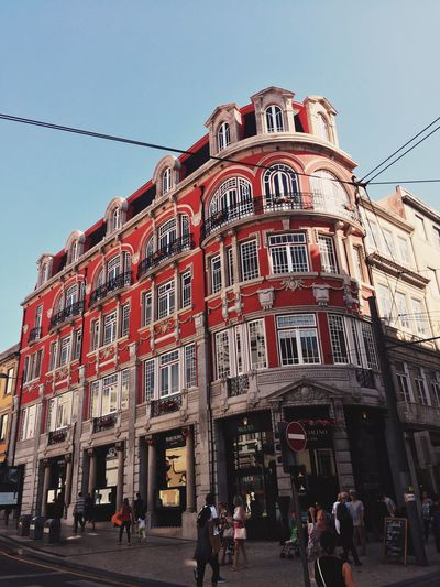 Porto Red The Secret Spaces