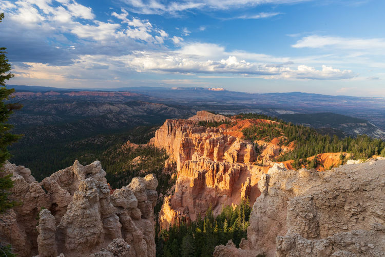 the overwhelming Bryce Canyon Rock Rock - Object Non-urban Scene Nature Beauty In Nature Travel Destinations Scenics - Nature Tranquility Tranquil Scene Outdoors Eroded Formation Bryce Canyon Utah National Park Cloud - Sky Landscape Rock Formation Environment Mountain Solid Mountain Range Geology Canyon Arid Climate