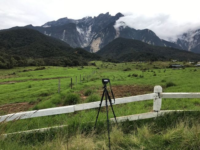 Timelapsing Mountain Mountain Range Landscape Beauty In Nature Grass Nature No People Tranquil Scene Day Tranquility Scenics Outdoors Sky Timelapsing Timelapse Timelapsephotography Sony Sony A6000 Samyang Fisheye