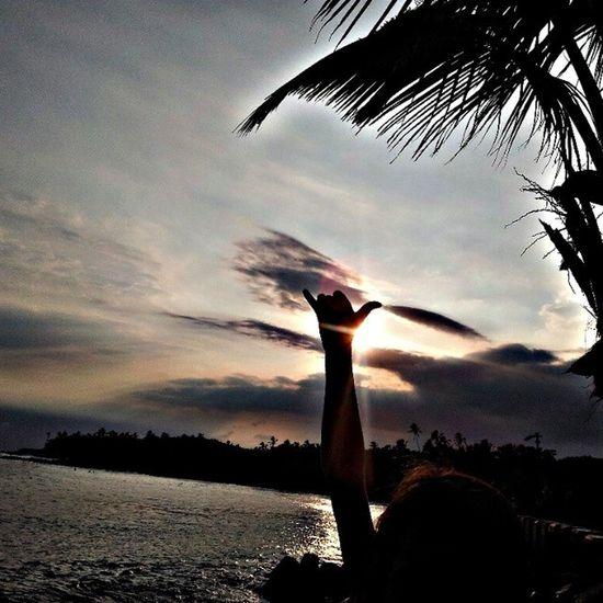 Shakaloha Shakasup Aloha Puna Bigislandlove Pohoiki Hiallday Ohanalove Sunset EastSide Sunday Weekend At The Beach Instapict Instaphoto Photooftheday Daily Clouds