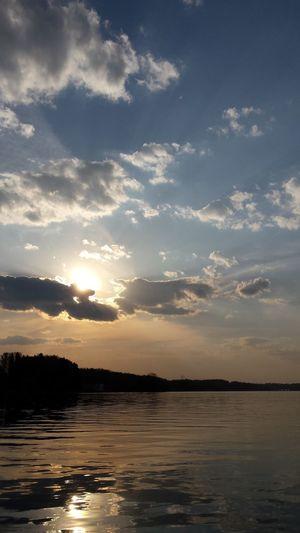 Озеро, красота.