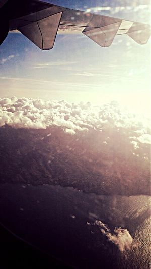 Good morning :) From An Airplane Window Enjoying The View Travel Enjoying Life