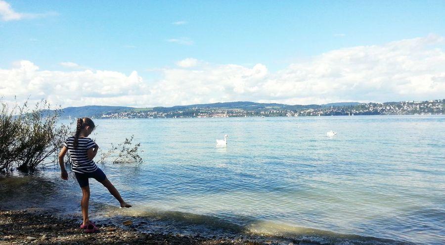 Lake Constance Lake View