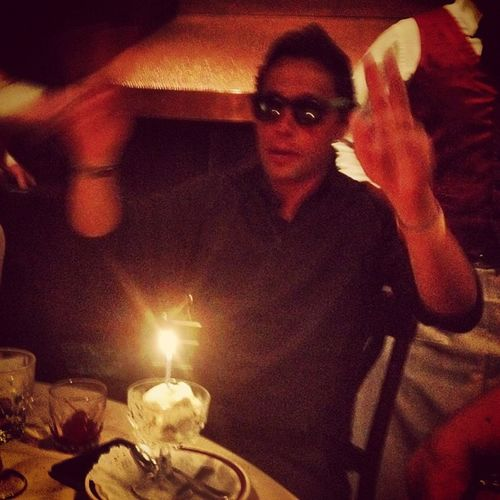 """""""to 2007 and great friends in San Francisco"""" Trapenzeze turns 27..."""