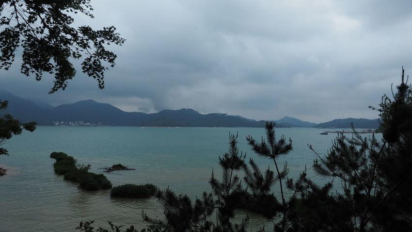 日月潭 Taiwan Landscape