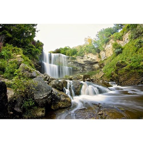 Webster's Falls DiscoverOntario