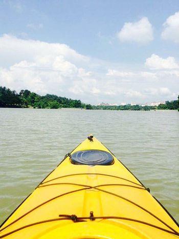Kayak Wetland Putrajaya