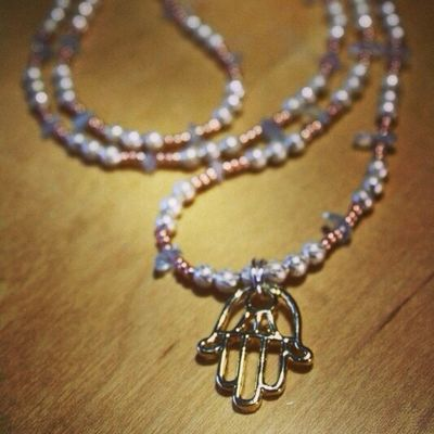 New Silver Necklace for sale! Gold Silver  Hamsa Necklace