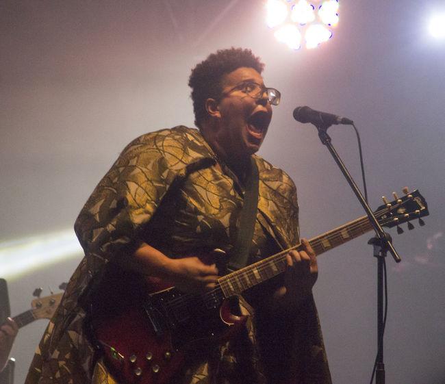 Estéreo Picnic Festival 2016 Alabama Shakes Guitar Music Music Is My Life Night Lights Night Photography Nightphotography