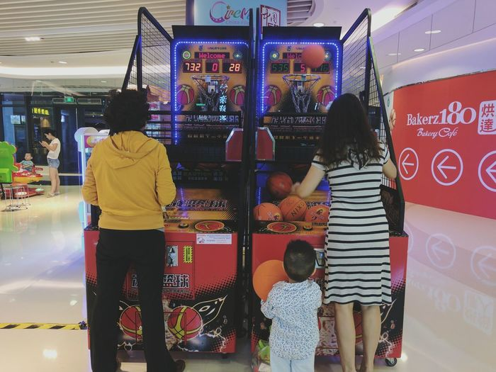 Enjoy The New Normal The Human Condition China View Playing RePicture Motherhood RePicture Learning Challenge 3PointShootout Shooting Score! waiting game This Is Family
