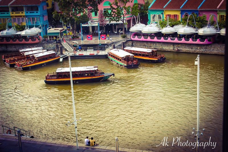 Singapore, Clark Quay 😄 First Eyeem Photo
