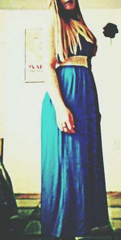 i love wearing this dress ?