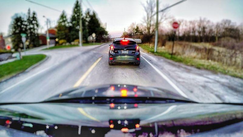 Ford Fiesta St Turbo Svt  Fordracing VW Road