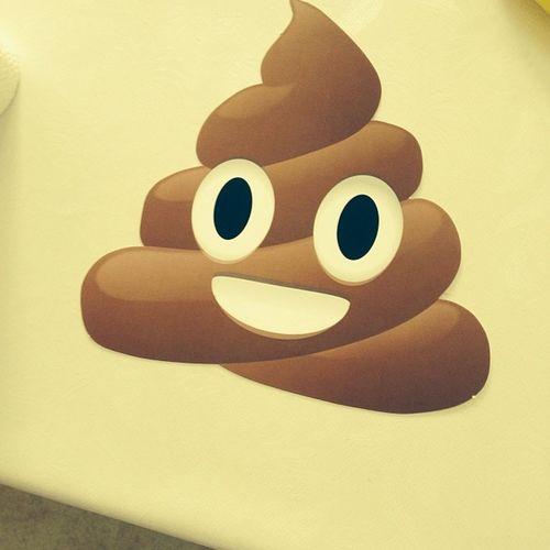 Inte alltid man får en bajskorv i brevlådan! Comviq Poop Happy