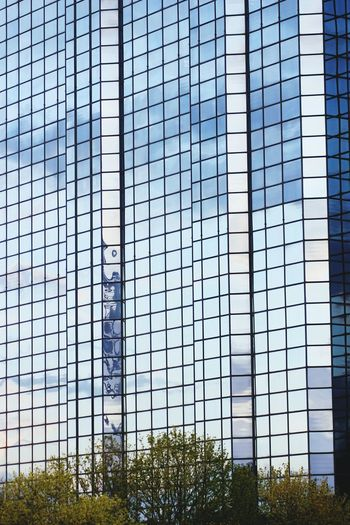 The Architect - 2016 EyeEm Awards The Great Outdoors - 2016 EyeEm Awards Pattern Pieces Reflection Clouds Hotel Window EyeEm Best Shots Showcase May