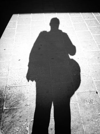 Streetphotography Blackandwhite Jena Shadow