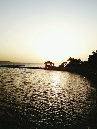 Restful times in Jamaica