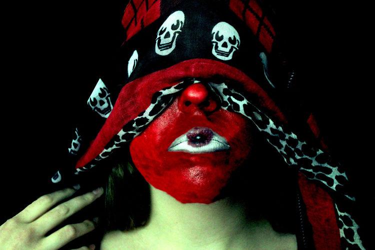 Creativity Death Evil Eye Misunderstood Mystery Perception Red