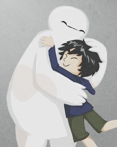 got to be the best movie ever! Big Hero 6