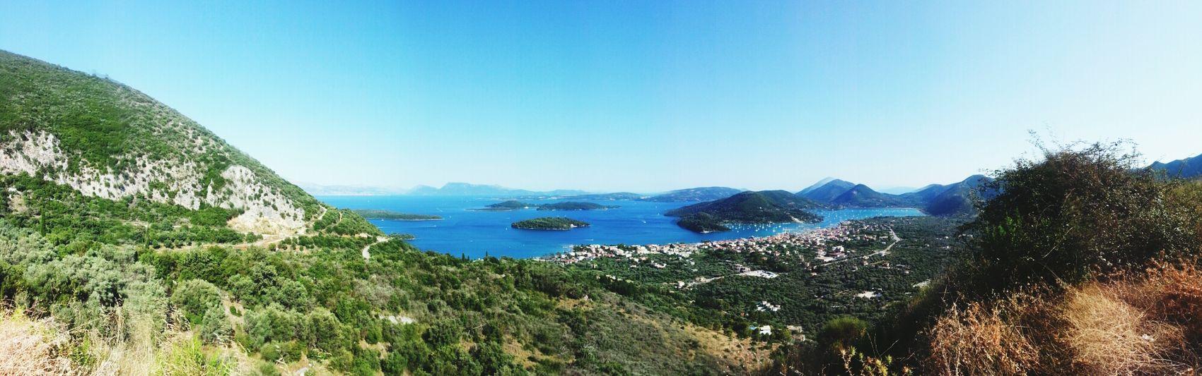 Greece Nature Wiev