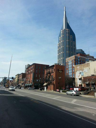 Nashville Broadway Lower Broad Music City Hard Rock Cafe