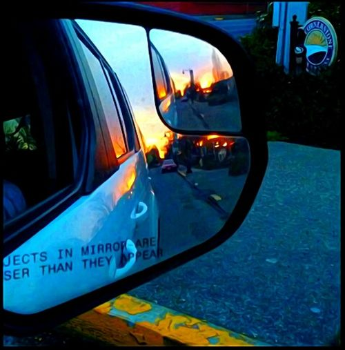 The Long Goodbye Reflection Window Transportation Car Outdoors Land Vehicle Vehicle Mirror Illuminated Side-view Mirror Close-up Sunrise_Collection Good Morning! Peach Sky EyeEm Gallery Orange Color Tadaa Community Getty Images Original Experiences Eyeem Market Streemzoofamily Sell Me For Sale 😍😌😊 Morning Bliss Mobility In Mega Cities