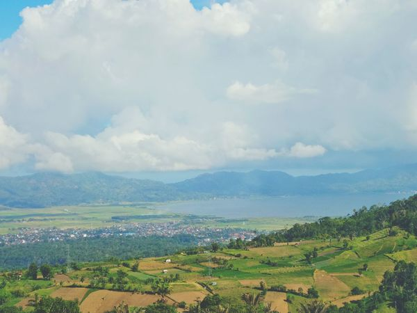 Minahasa Highlands Minahasa Highland Nature Landscape Paddy Tropical INDONESIA Manado Travel