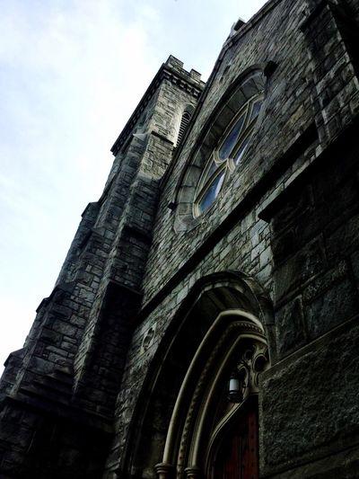 A church in VT