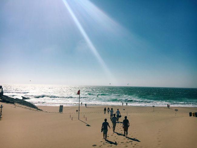 Lisbon Beach Cascais Lisboa
