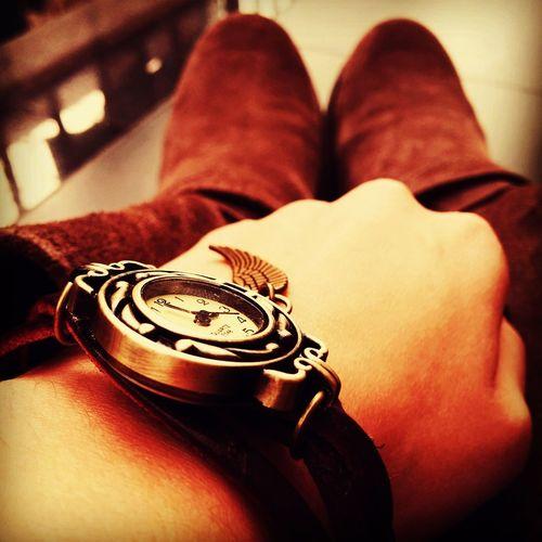 Il Tempo Che Passa... Time Stopping Time Past Future Present Eternity