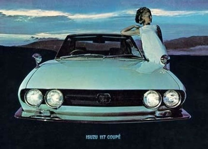 Japan Vintage 1966 giugiaro design Italy Car