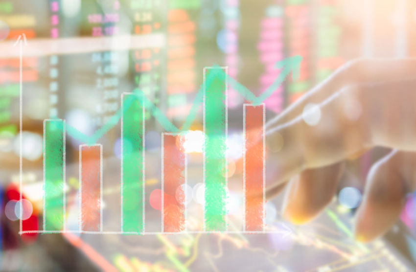 Double exposure businessman analysis stock market graph suitable for financial investment background Business Currency Earning Economy Market Statistic Ticker Abstract Accounting Analysis Background Bank Chart Data Exchange Finance Financial Forex Funds Information Investment Management Profit Stock Trade