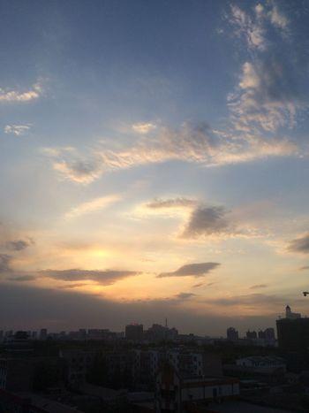 天空之城。 First Eyeem Photo