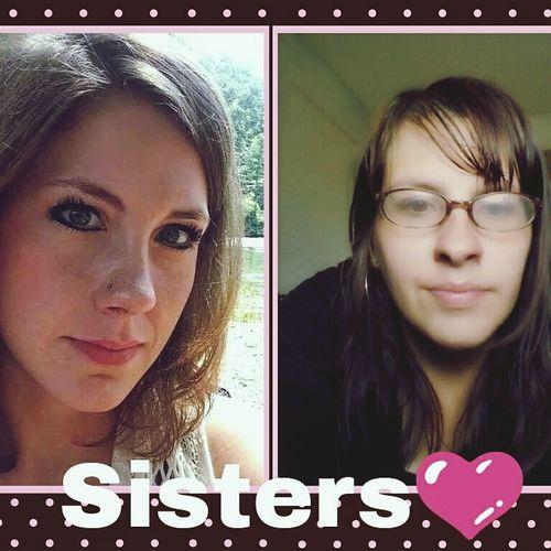 Sisters ❤ sister