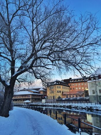 Because I love reflections ❤️ Water Reflections Tadaa Community Eye Em Best Shots Vackra Dalarna January Days