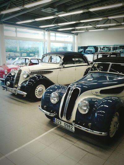 Oldtimer Car Realcars Bmw Veteran Czech