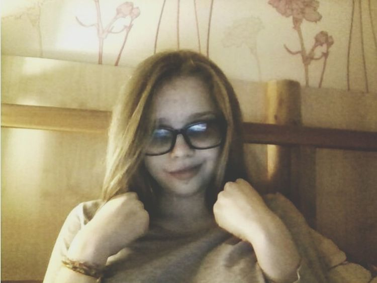 CutHair Cute♡ Glasess Hi!