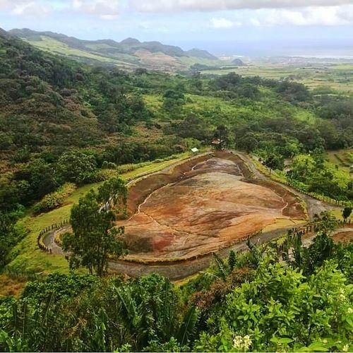 Vallee de couleur...mauritius
